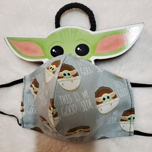 Accessories - NEW Homemade Face Mask BabyYoda